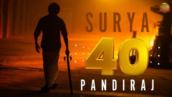 Pandiraj About Suriya40 Title