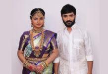 Lyricist Snehan and Kannika Ravi Wedding Photos