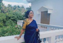 Vanitha Look Like Manjula