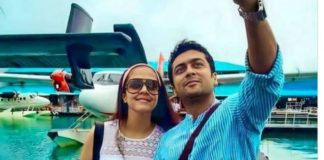 Suriya and Jyothika in Outing Photos