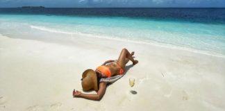 Andrea Photos in Maldives