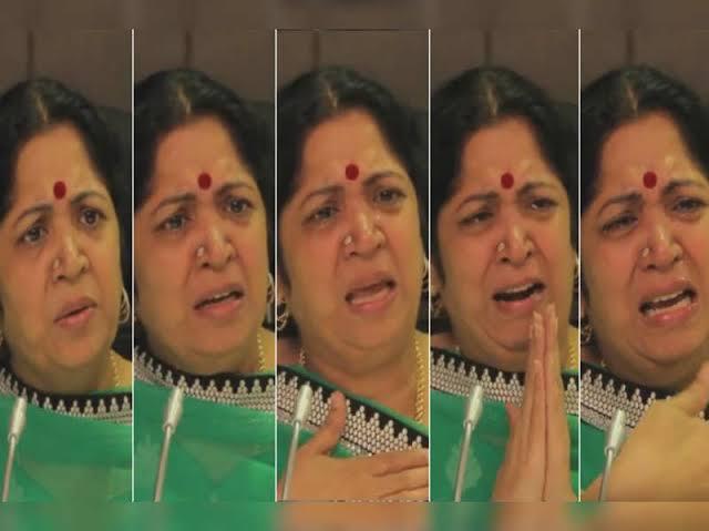 சிம்புவுக்கு எதிராக நடக்கும் சதி.. மோடியை சந்திப்பேன் என ஆவேசப்பட்டார் உஷா ராஜேந்தர்.!!