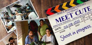 Ashwin in Meet Cute Webseries