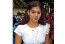 Unseen Photo of Actress Nayanthara