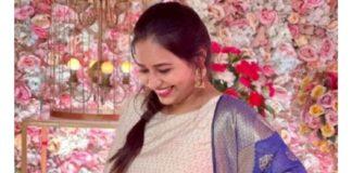 Actress Vanitha Hariharan Preganancy Photo