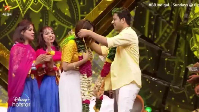 Som Sekar and Aishwarya Dutta Marriage Promo