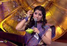 Shivangi As Anchor for Super Singer