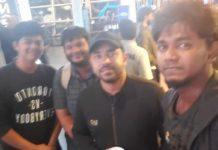 Jackson Sanjay With Nivin Pauly